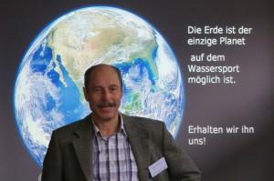 """Gunther Braun Vortrag zum Thema """" Vermessungstechnische Aspekte zum Meeresspiegelanstieg"""""""